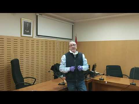 Jose Manuel, Letrado de Justicia se suma al #JuntosVenceremos