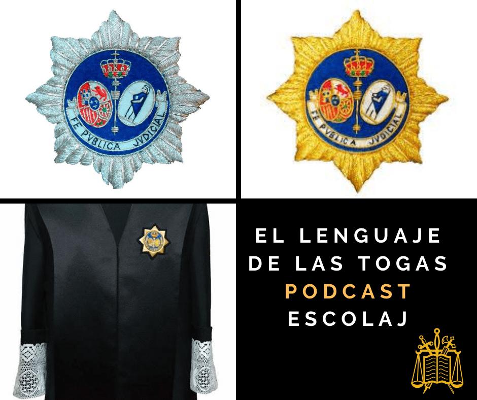 el lenguaje de las togas letrados de Justicia Podcast