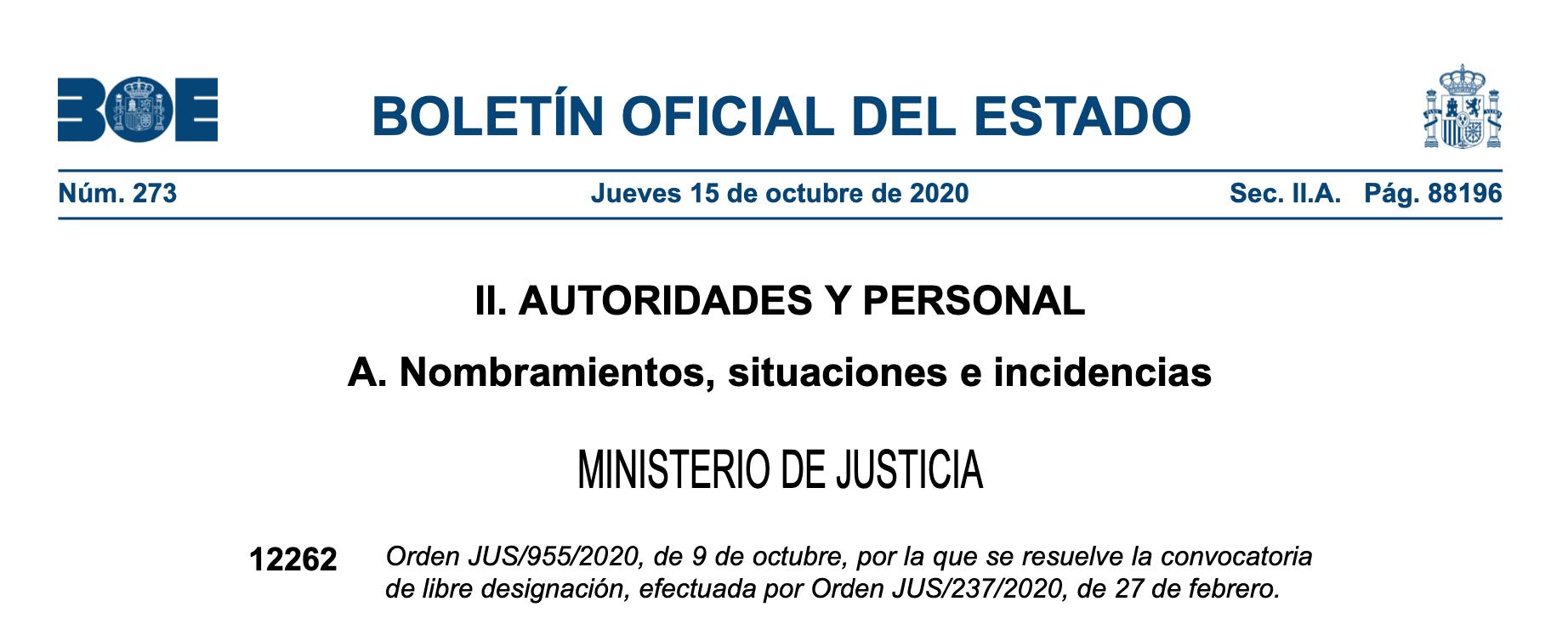 justicia-orden-jus-961-2020-provision-de-puestos-de-trabajo-de-libre-designacion