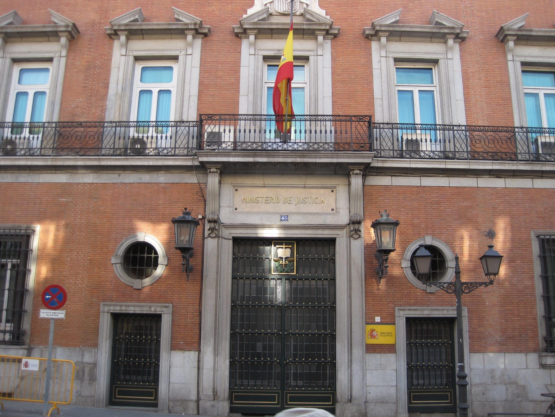 Ministerio Justicia Letrados Administracion de Justicia