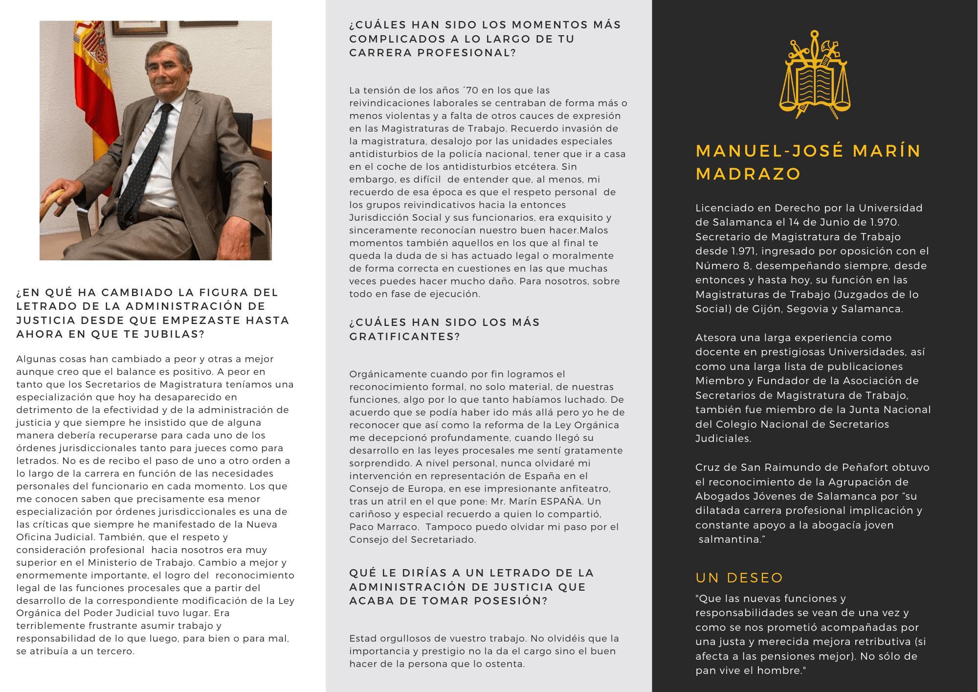MANUEL-JOSÉ MARÍN MADRAZO quien es quien letrados de justicia
